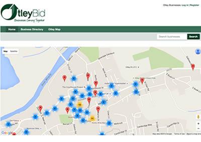 Otley BID Directory